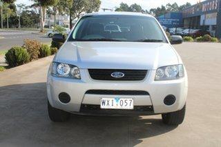 2008 Ford Territory SY SR (4x4) 6 Speed Auto Seq Sportshift Wagon.