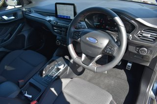 2019 Ford Focus SA 2020.25MY ST-Line Grey 8 Speed Automatic Hatchback