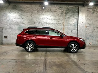 2018 Subaru Outback B6A MY19 2.5i CVT AWD Red 7 Speed Constant Variable Wagon