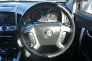 2014 Holden Captiva CG MY14 7 AWD LTZ Silver 6 Speed Sports Automatic Wagon