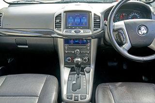 2012 Holden Captiva CG Series II MY12 7 AWD LX Black 6 Speed Sports Automatic Wagon