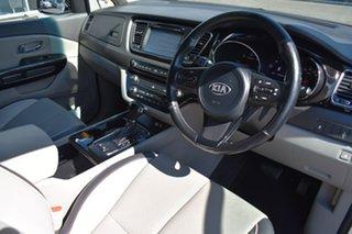 2016 Kia Carnival YP MY16 SLi White 6 Speed Sports Automatic Wagon