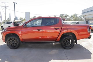 2021 Mitsubishi Triton MR MY21 GSR Double Cab Sunflare Orange 6 Speed Sports Automatic Utility