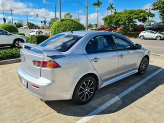 2014 Mitsubishi Lancer CJ MY15 ES Sport Silver 6 Speed Constant Variable Sedan.