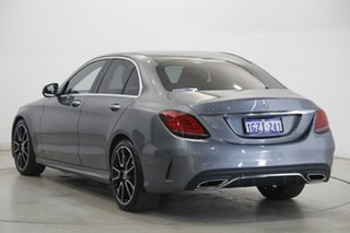 2020 Mercedes-Benz C-Class W205 800+050MY C300 9G-Tronic Grey 9 Speed Sports Automatic Sedan