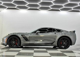 2015 Chevrolet Corvette C7 Z06 Grey 7 Speed Manual Coupe