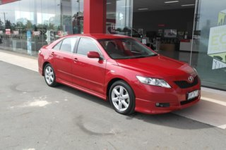 2006 Toyota Camry ACV40R Sportivo Red 5 Speed Automatic Sedan