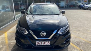 2020 Nissan Qashqai J11 Series 3 MY20 ST-L X-tronic Pearl Black 1 Speed Constant Variable Wagon.