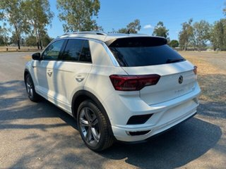2021 Volkswagen T-ROC A1 MY21 140TSI DSG 4MOTION Sport Pure White 7 Speed