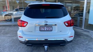 2019 Nissan Pathfinder R52 Series III MY19 ST+ X-tronic 2WD Ivory Pearl 1 Speed Constant Variable.