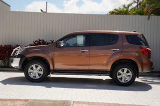 2016 Isuzu MU-X MY16.5 LS-U Rev-Tronic Bronze 6 Speed Sports Automatic Wagon