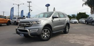 2018 Ford Everest UA 2018.00MY Trend Aluminium 6 Speed Sports Automatic SUV.