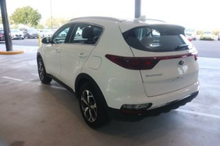 2020 Kia Sportage QL MY20 S 2WD Clear White 6 Speed Sports Automatic Wagon