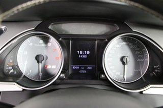 2008 Audi S5 8T 4.2 FSI Quattro Black 6 Speed Manual Coupe