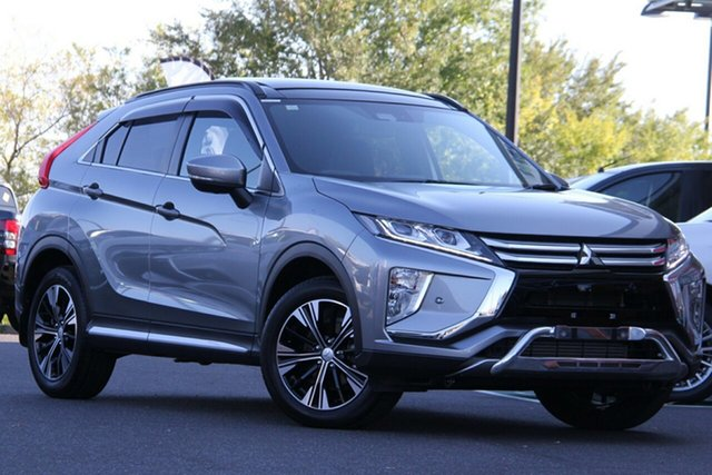 Used Mitsubishi Eclipse Cross YA MY20 Exceed AWD Essendon North, 2020 Mitsubishi Eclipse Cross YA MY20 Exceed AWD Grey 8 Speed Constant Variable Wagon