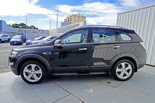 2012 Holden Captiva CG Series II MY12 7 AWD LX Black 6 Speed Sports Automatic Wagon