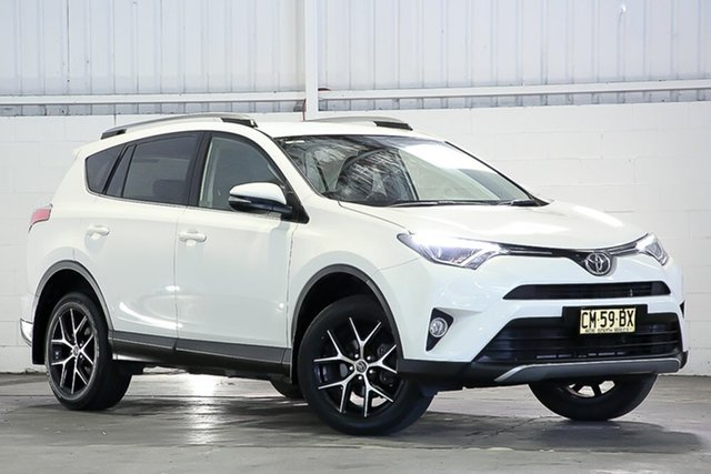 Used Toyota RAV4 ZSA42R GXL 2WD West Gosford, 2017 Toyota RAV4 ZSA42R GXL 2WD White 7 Speed Constant Variable Wagon