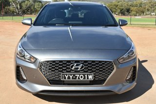 2017 Hyundai i30 PD MY18 SR Silver 6 Speed Manual Hatchback