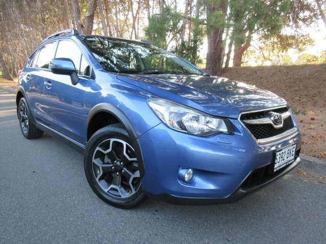 Used Subaru XV G4X MY14 2.0i-S Lineartronic AWD Reynella, 2014 Subaru XV G4X MY14 2.0i-S Lineartronic AWD Blue 6 Speed Constant Variable Wagon