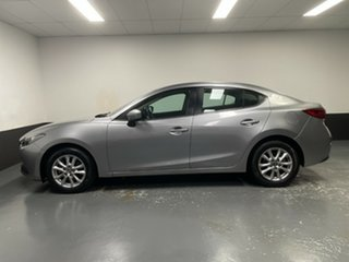 2016 Mazda 3 BM5278 Maxx SKYACTIV-Drive Silver 6 Speed Sports Automatic Sedan