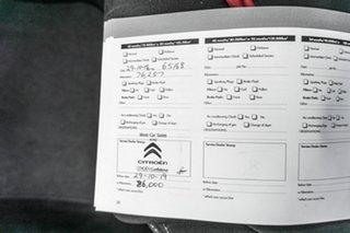 2012 Citroen C4 B7 e-HDi EGS Seduction Green 6 Speed Sports Automatic Single Clutch Hatchback