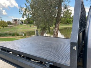 2016 Holden Colorado RG MY16 LS Space Cab Grey 6 Speed Sports Automatic Cab Chassis