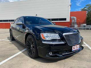 2012 Chrysler 300 MY12 C Luxury Black 8 Speed Automatic Sedan.