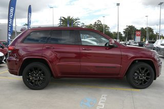 2020 Jeep Grand Cherokee WK MY20 Night Eagle Red 8 Speed Sports Automatic Wagon.