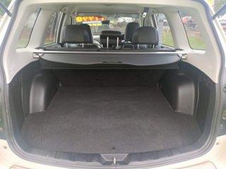 2010 Subaru Forester S3 MY10 X AWD Luxury White 4 Speed Sports Automatic Wagon