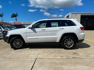 2014 Jeep Grand Cherokee WK MY2014 Laredo Bright White 8 Speed Sports Automatic Wagon