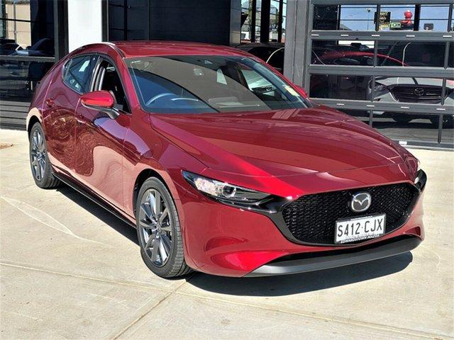 Demo Mazda 3 BP2HLA G25 SKYACTIV-Drive GT Edwardstown, 2021 Mazda 3 G25 SKYACTIV-Drive GT Hatchback