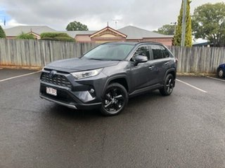2020 Toyota RAV4 Axah54R Cruiser (AWD) Hybrid Grey Continuous Variable Wagon