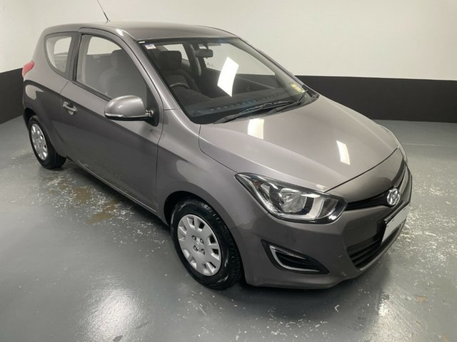 Used Hyundai i20 PB MY13 Active Cardiff, 2013 Hyundai i20 PB MY13 Active Grey 6 Speed Manual Hatchback