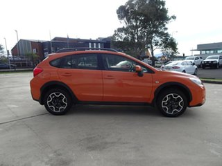 2013 Subaru XV G4X MY14 2.0i Lineartronic AWD Tangerine Orange 6 Speed Automatic Wagon