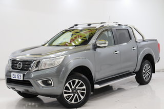 2018 Nissan Navara D23 S3 ST-X Grey 7 Speed Sports Automatic Utility.