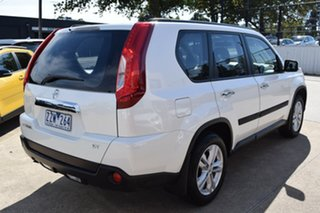 2011 Nissan X-Trail T31 Series IV ST 2WD White 6 Speed Manual Wagon