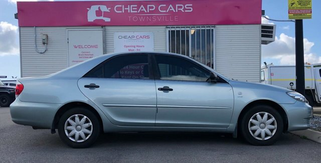 Used Toyota Camry ACV36R Altise Garbutt, 2005 Toyota Camry ACV36R Altise Green 4 Speed Automatic Sedan