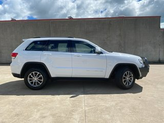 2014 Jeep Grand Cherokee WK MY2014 Laredo Bright White 8 Speed Sports Automatic Wagon.