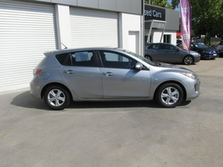 2011 Mazda 3 BL10F2 Neo Activematic Silver 5 Speed Sports Automatic Hatchback.
