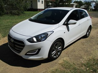 2016 Hyundai i30 GD5 Series 2 Upgrade SR 6 Speed Automatic Hatchback