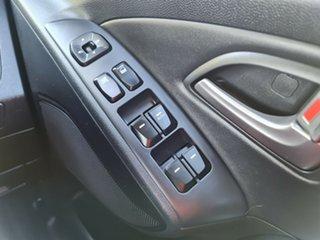 2010 Hyundai ix35 LM Elite AWD Blue 6 Speed Sports Automatic Wagon