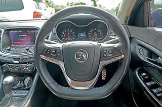 2013 Holden Special Vehicles ClubSport Gen-F MY14 R8 Orange 6 Speed Sports Automatic Sedan