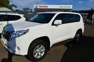 2016 Toyota Landcruiser Prado GDJ150R MY16 GXL (4x4) 6 Speed Automatic Wagon.