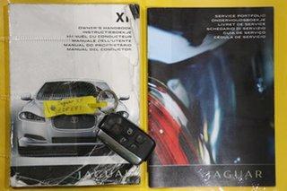 2012 Jaguar XF MY12 3.0D Luxury Grey 8 Speed Automatic Sedan