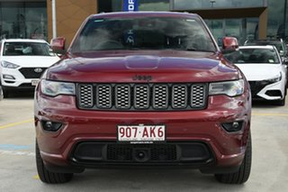 2020 Jeep Grand Cherokee WK MY20 Night Eagle Red 8 Speed Sports Automatic Wagon