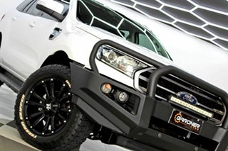 2018 Ford Everest UA II MY19 Ambiente (RWD 5 Seat) White 6 Speed Automatic SUV.