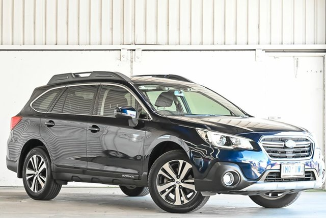Used Subaru Outback B6A MY17 2.5i CVT AWD Laverton North, 2017 Subaru Outback B6A MY17 2.5i CVT AWD Blue 6 Speed Constant Variable Wagon