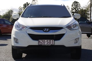 2012 Hyundai ix35 LM MY12 Highlander AWD White 6 Speed Sports Automatic Wagon