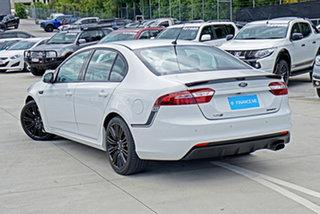 2016 Ford Falcon FG X XR6 Sprint White 6 Speed Sports Automatic Sedan.