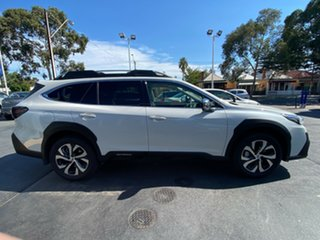 2021 Subaru Outback B7A MY21 AWD Touring CVT Crystal White 8 Speed Constant Variable Wagon